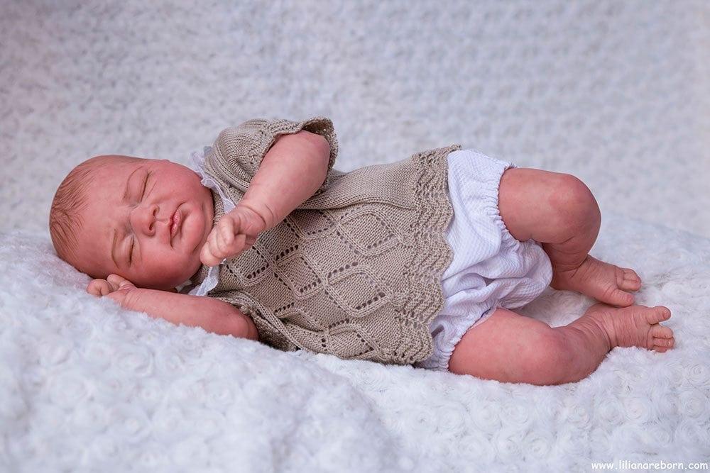 Bebé Reborn Ivy